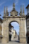 New Door Arch in Braga