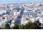 Panorama da cidade de Braga