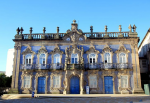Palácio do raio, em Braga