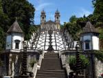 Bom Jesus Staircase in Braga